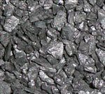 Activated coal
